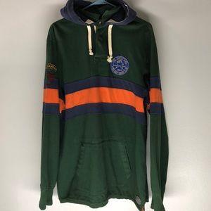 Vintage Ralph Lauren Polo Rugby long sleeve hoody
